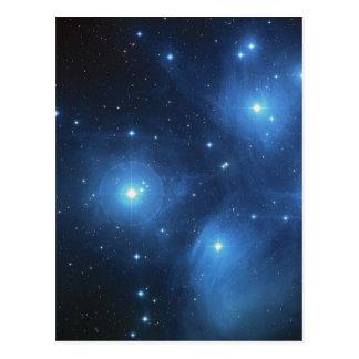 The Galaxy Postcard