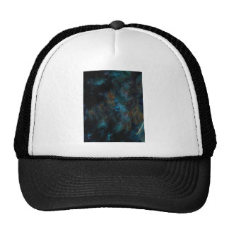 The Galaxy Shifting in the Atmosphere Mesh Hats