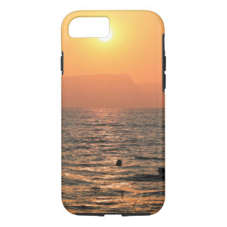 The Galilee sea view during sun set. iPhone 8/7 Case