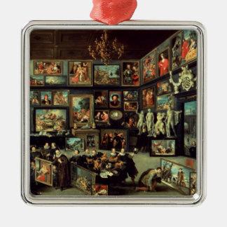 The Gallery of Cornelis van der Geest Christmas Ornament