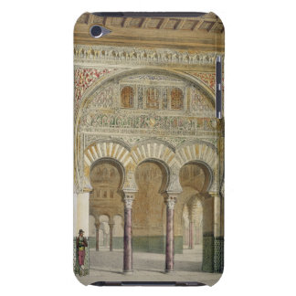 The Gallery of the Court of Lions at the Alhambra, iPod Touch Case-Mate Case
