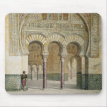 The Gallery of the Court of Lions at the Alhambra, Mouse Pad
