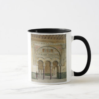 The Gallery of the Court of Lions at the Alhambra, Mug