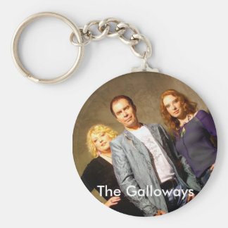 The Galloways - Key Chain