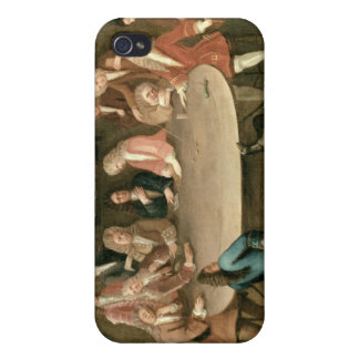 The Gamblers iPhone 4/4S Cover