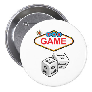The Game 7.5 Cm Round Badge