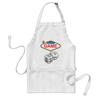 The Game Adult Apron