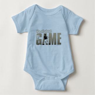 The Game... Baby Bodysuit