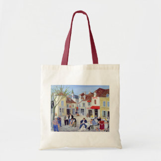 The Game Burgundy Tote Bag