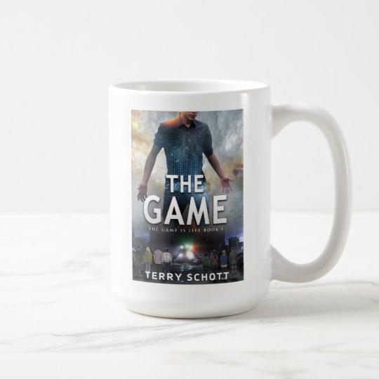 The Game Cover Coffee Mug