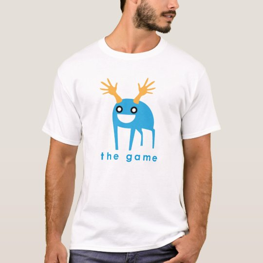 The Game Guy's Shirt