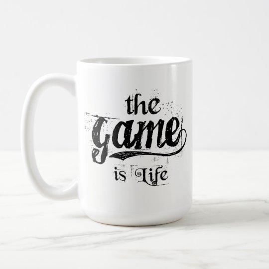 The Game is Life Mug