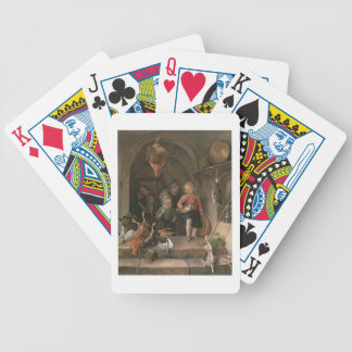 The Game Larder (panel) Bicycle Playing Cards