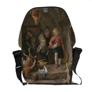 The Game Larder (panel) Courier Bags