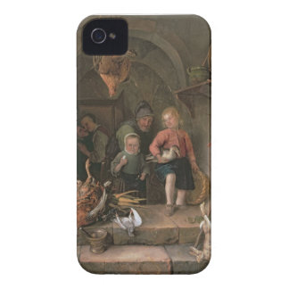 The Game Larder (panel) iPhone 4 Case-Mate Cases