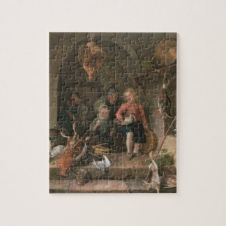 The Game Larder (panel) Jigsaw Puzzles