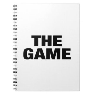 The Game Note Book