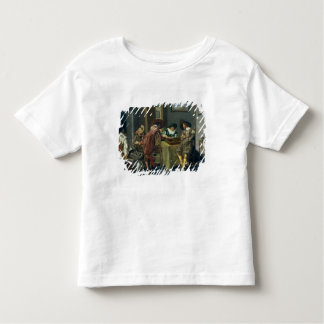 The Game of Backgammon Toddler T-Shirt