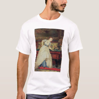 The Game of Billiards, 19th century T-Shirt