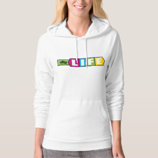 The Game of Life Logo Hoodie