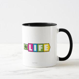 The Game of Life Logo Mug