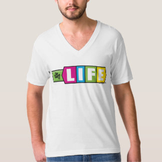 The Game of Life Logo T-Shirt