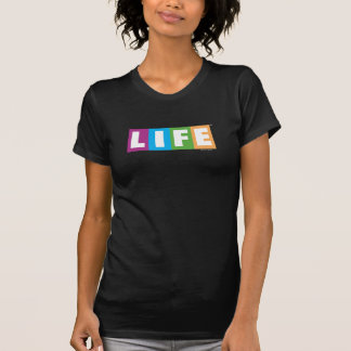 The Game of Life Retro Logo T-Shirt