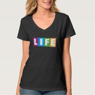 The Game of Life Retro Logo T-Shirt
