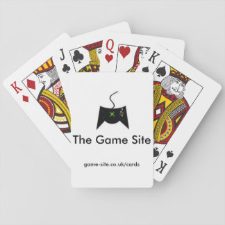 The Game Site: Cards