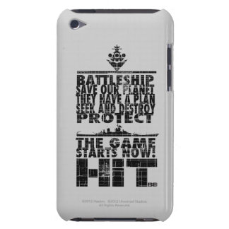 The Game Starts Now Barely There iPod Cover