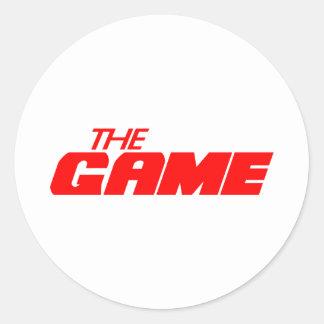 The Game Sticker