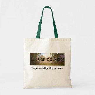 The Gamer's Fridge Tote Budget Tote Bag
