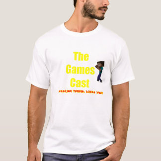The Games Cast T-Shirt