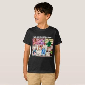 The Games Kids Play - Boys Designer T-Shirt