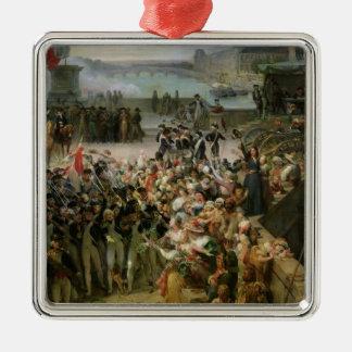 The Garde Nationale de Paris Christmas Ornament
