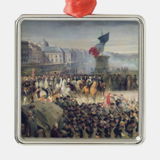 The Garde Nationale de Paris Christmas Ornament