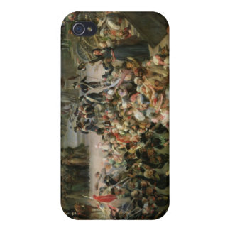 The Garde Nationale de Paris iPhone 4 Cases