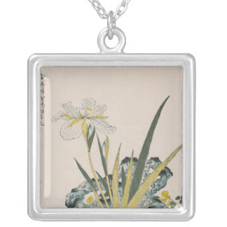 The Garden as Big as a Grain of Mustard Silver Plated Necklace