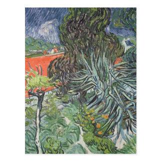 The Garden of Doctor Gachet Postcard