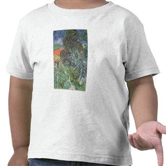 The Garden of Doctor Gachet T Shirts