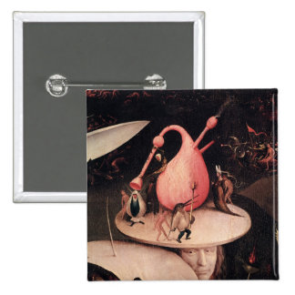 The Garden of Earthly Delights 2 Pinback Button