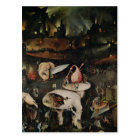 The Garden of Earthly Delights, Hell Postcard