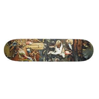 The Garden of Earthly Delights, Hieronymus Bosch Skateboard Decks