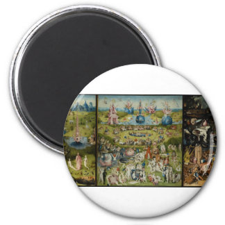 The Garden of Earthly Delights Magnets
