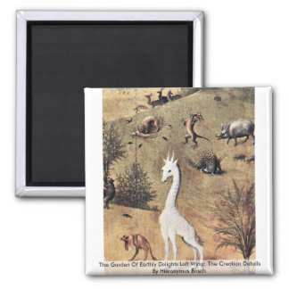The Garden Of Earthly Delights Refrigerator Magnets