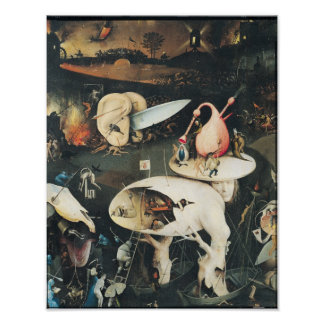 Hieronymus Bosch Posters Zazzlecouk