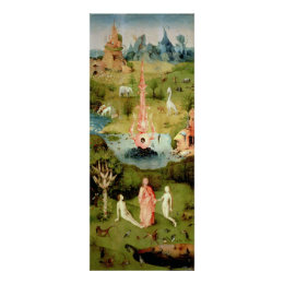 garden of earthly delights poster. The Garden Of Earthly Delights Poster