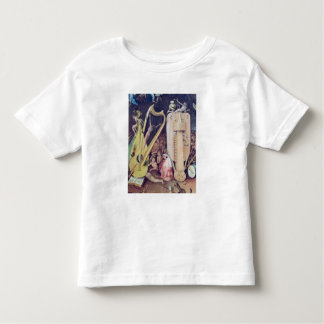 The Garden of Earthly Delights Toddler T-Shirt