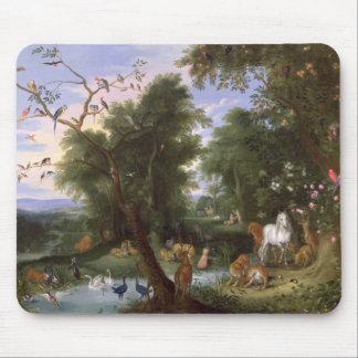 The Garden of Eden, 1659 Mouse Pads