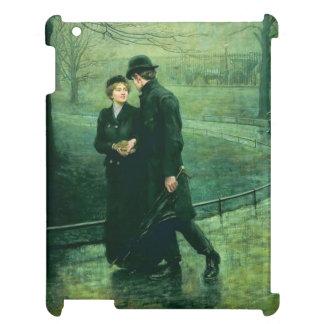 """""""The Garden of Eden (1901)""""  iPad Case"""